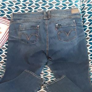 Levi skinny leg jeans
